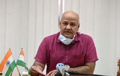 Given plasma therapy, Sisodia doing better