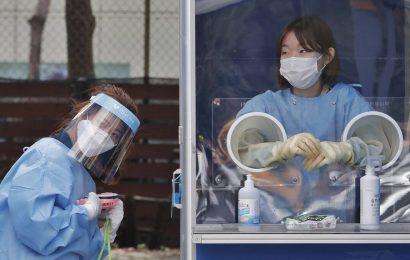 French Senators look at South Korea's strategy against virus