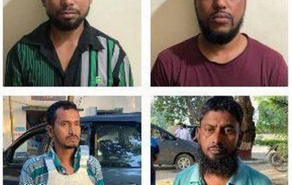 NIA arrests nine suspected Al-Qaeda operatives in Kerala, W.B.