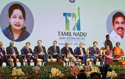 T.N. moves up a spot to 14th rank in ease of doing business