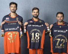IPL | Royal Challengers to honour 'COVID heroes'