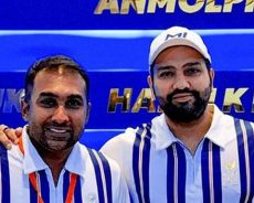 IPL | Will be a challenge to adapt to the conditions, says Rohit Sharma