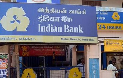 Indian Bank to merge 325 branches