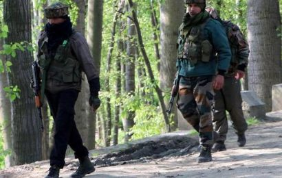 Encounter underway between militants and security forces in J&K's Pulwama