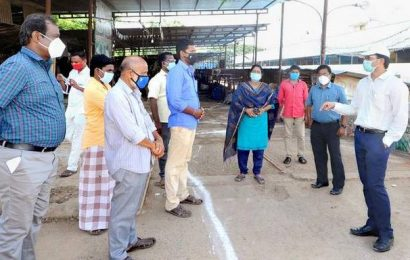 Number of positive cases in Thanjavur coming down, says Collector