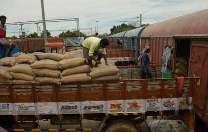 Upgrading of amenities at goods sheds under way