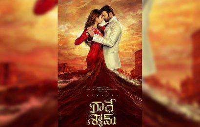 Twist in Pooja Hegde's role in Prabhas's Radhe Shyam