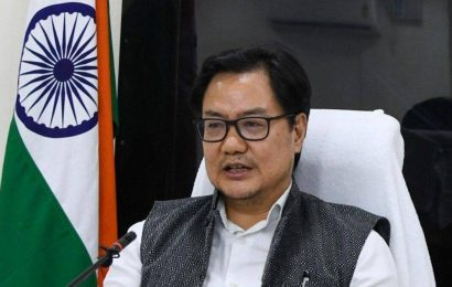 NDTL is now fully WADA compliant, request you to lift suspension: Kiren Rijiju