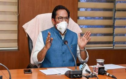 Immense self-discipline, caution exercised at places of worship during COVID-19 pandemic: Mukhtar Abbas Naqvi