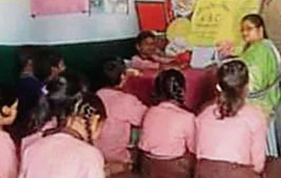 In a first, special mission to check school dropout  in UP