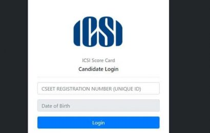ICSI CSEET results 2020 declared at icsi.edu, here's direct link to check