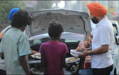 Langar on Wheels: Amid COVID-19, Anannke Foundation to donate 10,000 kg of rice every month