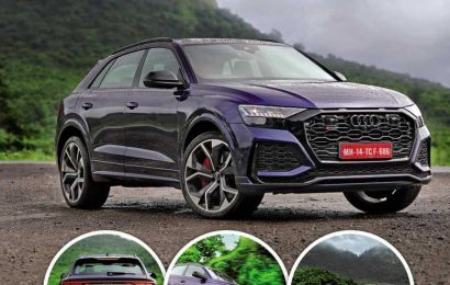 Sunday Drive by Hormazd Sorabjee: The best of both worlds with Audi RS Q8