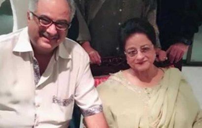 Anil Kapoor, Sanjay Kapoor, Boney Kapoor share throwback pics to celebrate mom Nirmal's birthday