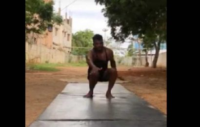 Video of man doing backflips goes viral, gets over 7 million views