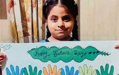 National Teachers Day: Kids pay tribute to educators