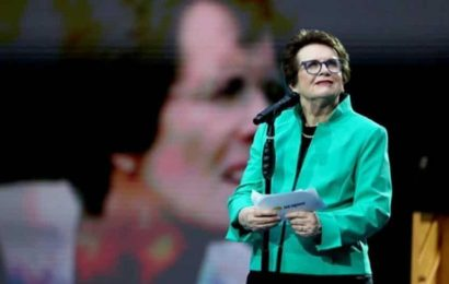 Fed Cup changes name to honour tennis great Billie Jean King