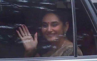 Kannada actor Ragini Dwivedi to remain in police custody tillSeptember 14