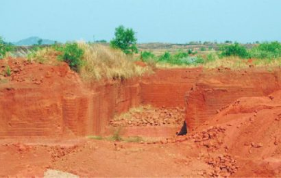 Year after tragedy, Goa govt pledges to seal open cast stone quarries