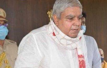 'Despotic tendencies seen prominently': Bengal Guv targets Mamata Banerjee