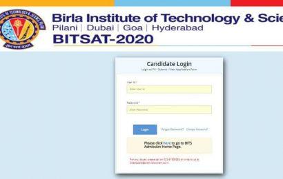 BITSAT admit card 2020 released at bitsadmission.com, here's direct link download hall ticket