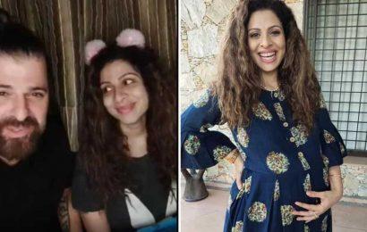 Bhakhtyar Irani puts up prank post about expecting third child, wife Tannaz Irani calls it 'most pathetic joke of 2020'