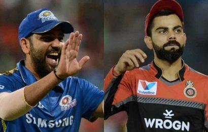 IPL 2020: Virat Kohli vs Rohit Sharma as Royal Challengers Bangalore take on Mumbai Indians