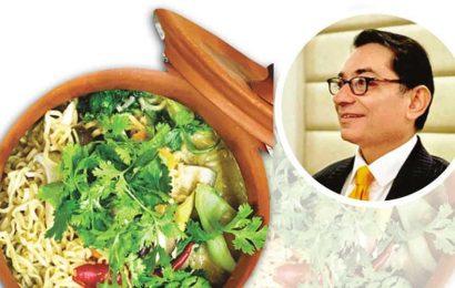 Rude food by Vir Sanghvi: Eating in