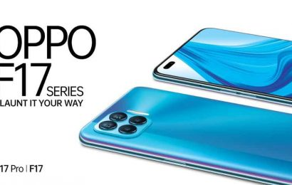 The wait is finally over! 2020's sleekest smartphone, OPPO F17 Pro, hits stores today!