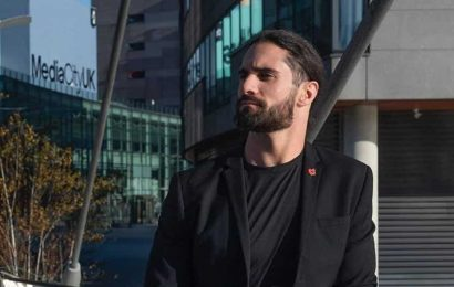 I cannot say enough about the enthusiasm of Indian fans: Seth Rollins