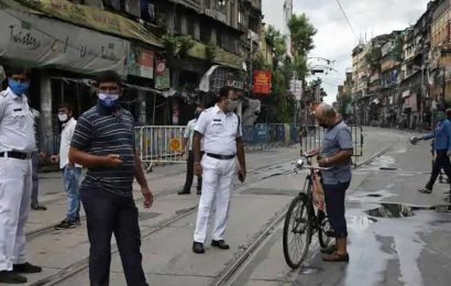 Bengal's first lockdown this month begins today, says Centre informed