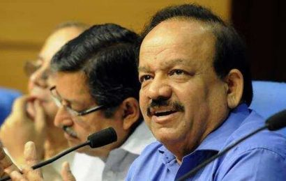 Union health minister Harsh Vardhan's mother passes away; her body donated for scientific research