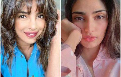 Priyanka Chopra pays tribute to 9/11 victims, Athiya Shetty drops a cryptic note on karma