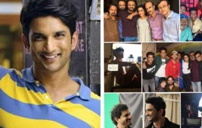 Tahir Raj Bhasin prays for Sushant SinghRajput, says Chhichhore's story 'would never have been told' without SSR