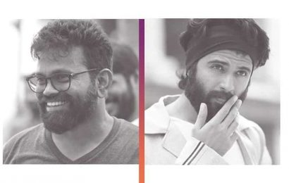Vijay Deverakonda to team up with Sukumar, says can't wait to be on set with the filmmaker