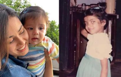 Mira Kapoor gives a sneak peek into son Zain's birthday, Priyanka Chopra shares unseen pics from growing up years