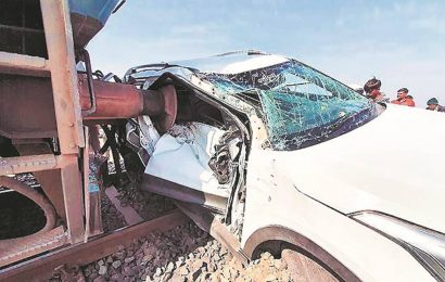 Level crossing accidents up 20% in 2019: NCRB