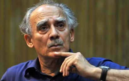 Court rejects CBI closure report, orders case against Arun Shourie for hotel sale by Atal Govt