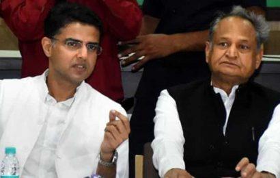 Sachin Pilot writes to Ashok Gehlot raising Gujjar issues in Rajasthan