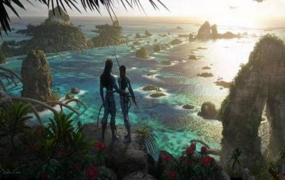 'Avatar' sequels are almost complete, says James Cameron