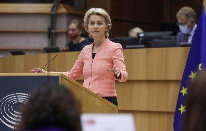EU chief calls for 'European Health Union' amid Covid-19 pandemic