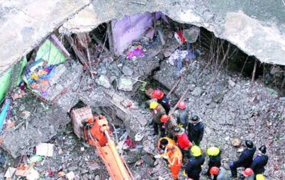 Bhiwandi collapse: Electricity disconnected in 3 structures near building, residents asked to vacate