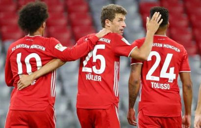 Super Cup between Bayern and Sevilla a test for fans