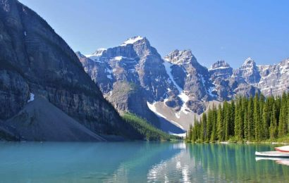 Greenpiece: Covid tourism lessons from Canada's Banff national park