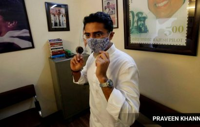 Massive blood donation drive in Rajasthan to mark Sachin Pilot's 43rd birthday