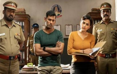 Plea to restrain release of Vishal's 'Chakra' on OTT platform, HC orders notice to actor