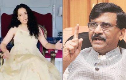 'You aren't Maharashtra, country's daughters won't forgive you': Kangana Ranaut slams Sanjay Raut