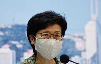 'Can't demand rights protection for 12 arrested by China': Hong Kong chief executive Carrie Lam