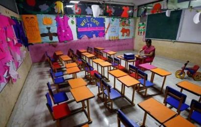 Jharkhand govt schools likely to reopen for classes 9-12 from Sept 21