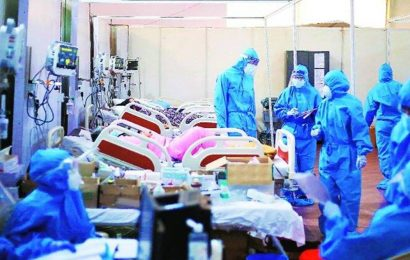 Told to increase ICU beds, some hospitals say at full capacity